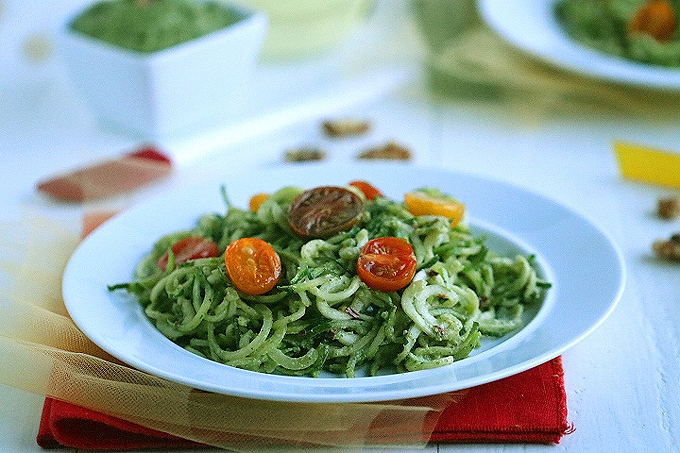 Walnut Pesto