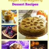 18 Last Minute Vegan Thanksgiving Dessert Recipes