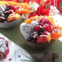Raw Vegan Fruitastic Breakfast Bowls