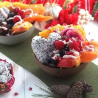 Raw Vegan Fruitastic Breakfast Bowls