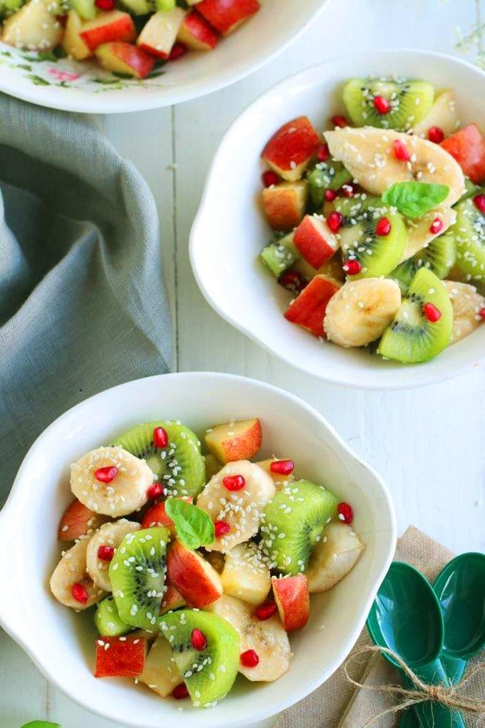 Healthy Fruit Salad Recipe