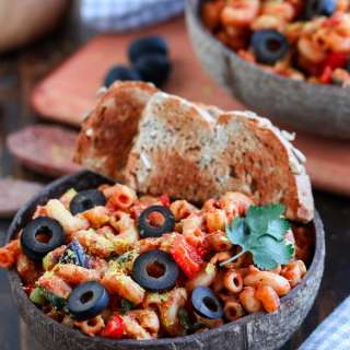Vegan Macaroni