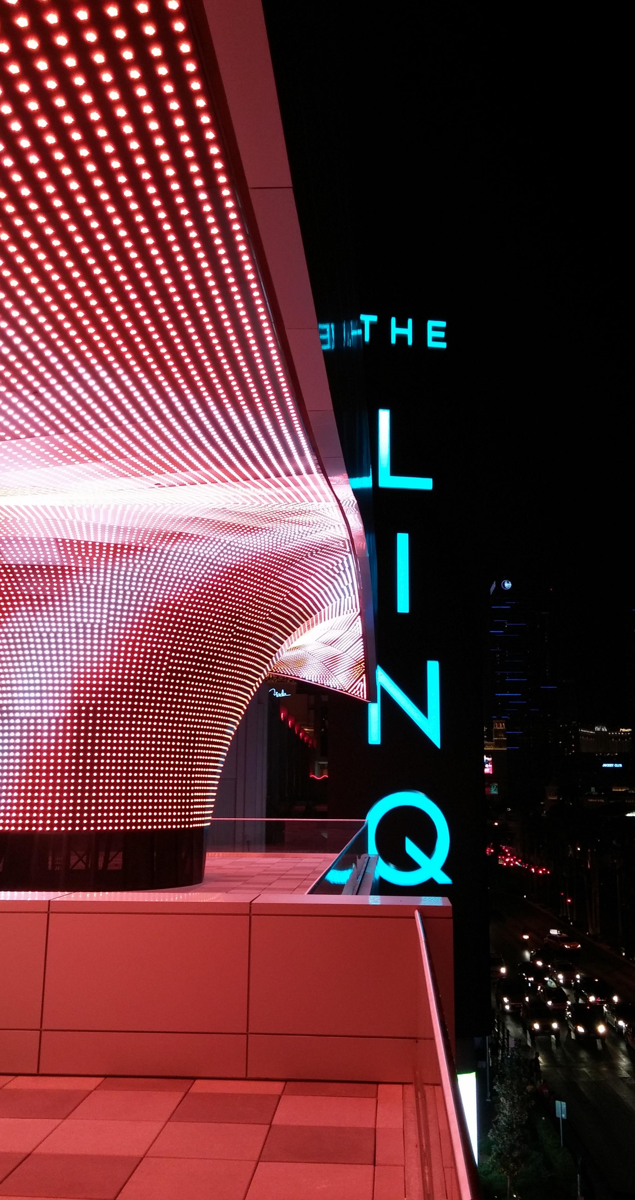 "Into ""The Vortex"" At Linq Hotel • Vegas Bright"