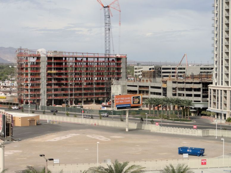 The Lucky Dragon Hotel and Casino, October 2015