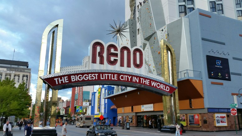 How does a weekend in Reno compare to a weekend in Las ...