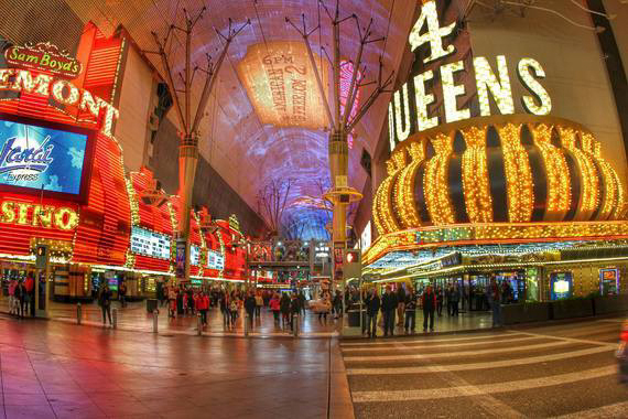 Ten Reasons To Love The Four Queens Vegas Bright