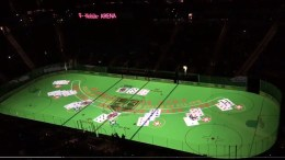 T-Mobile Arena Projection Mapping