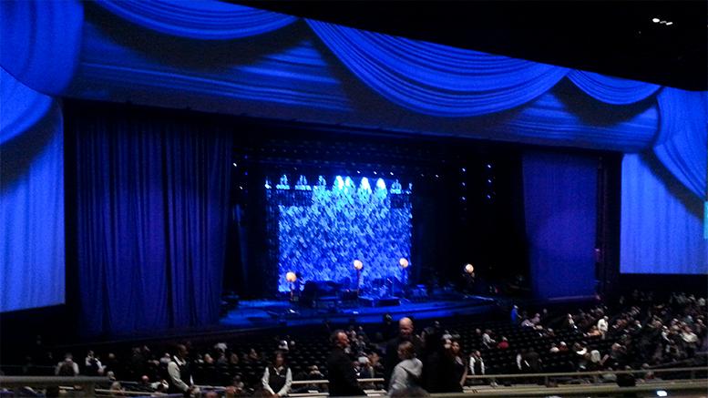 Park Theater Opening Night Report Vegas Bright