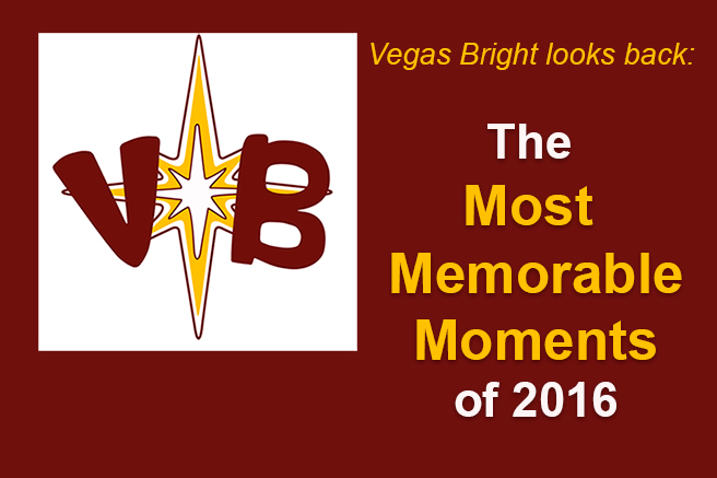 Most Memorable Moments