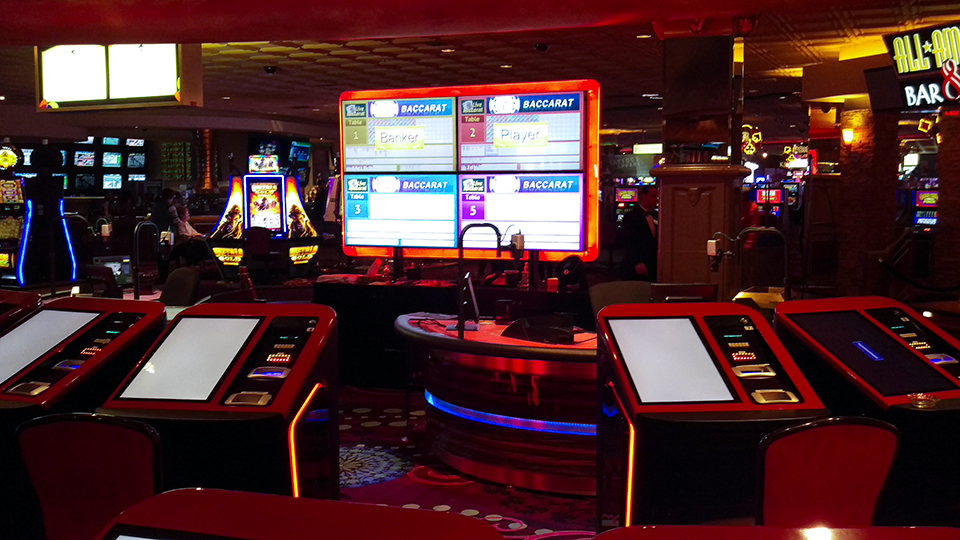 Best Place To Play Baccarat In Las Vegas