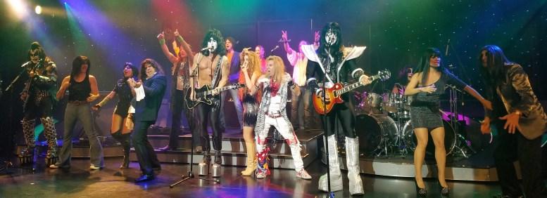 Rock Show Banner