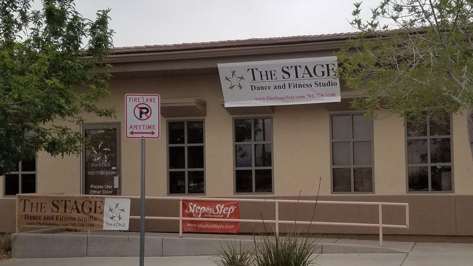 Men of the Strip studio