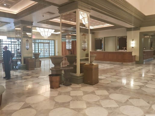 Monte Carlo - Park MGM - NoMad transition