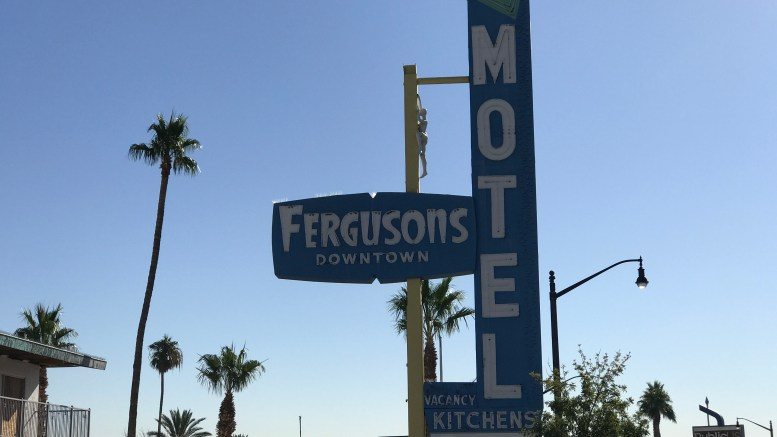 Fergusons Motel