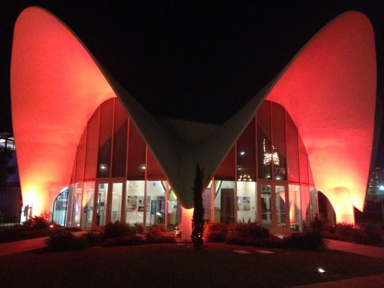 La Concha Motel - Neon Museum