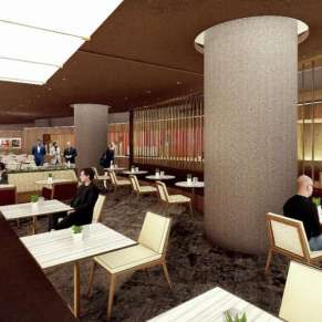 Aria - Deluxe Resort Club Lounge