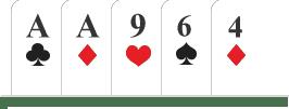 1 pair