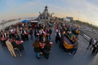 36 Vegas Knights USS Iowa