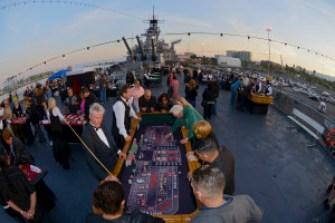 38 Vegas Knights USS Iowa