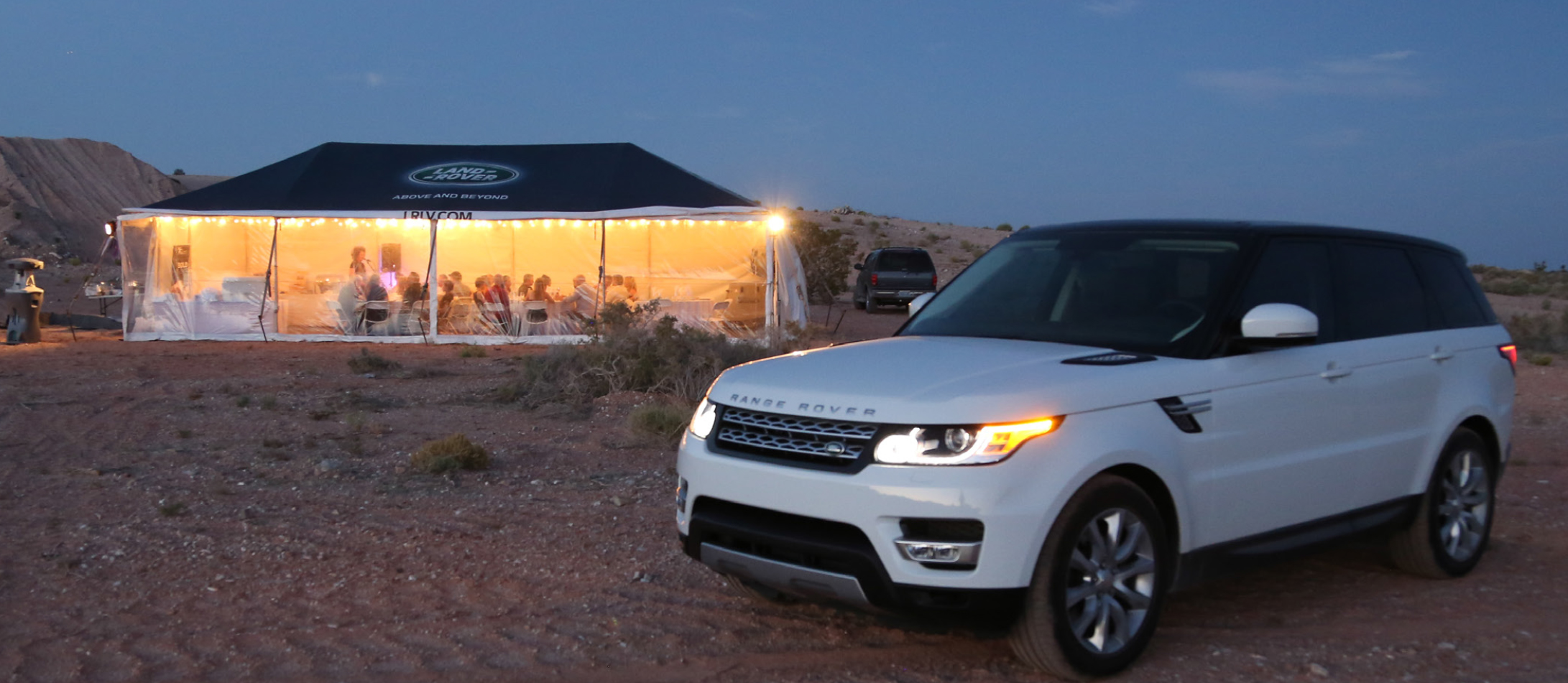 Land Rover Las Vegas Gives Back