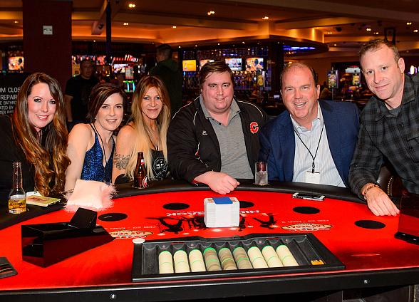 Nickelback Hosts Blackjack Tournament at Hard Rock Hotel & Casino Las Vegas