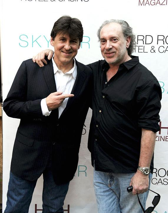 Cameron Crowe and Neal Preston