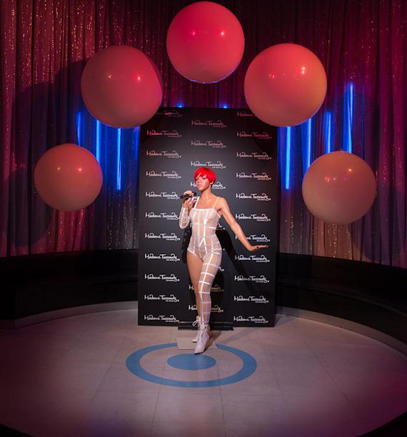 Madame Tussauds Unveils Wax Figures of Rihanna in Las Vegas and Hollywood