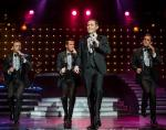 Human Nature performs final show at Imperial Palace