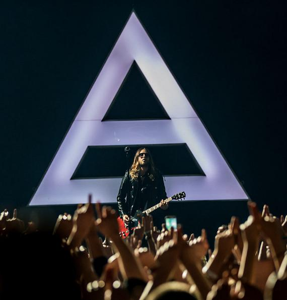 Thirty Seconds to Mars Perform at The Joint at Hard Rock Hotel Las Vegas