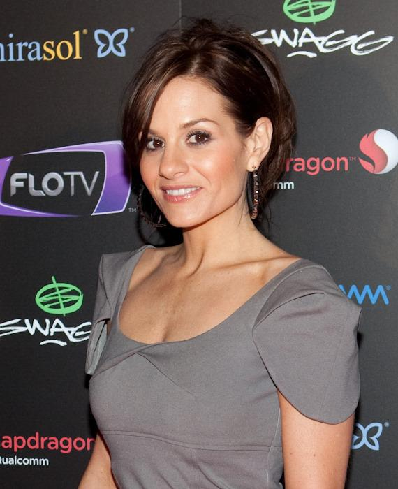 Kara DioGuardi from American Idol