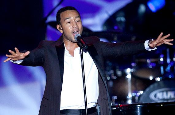 John Legend at MONSTER Awards