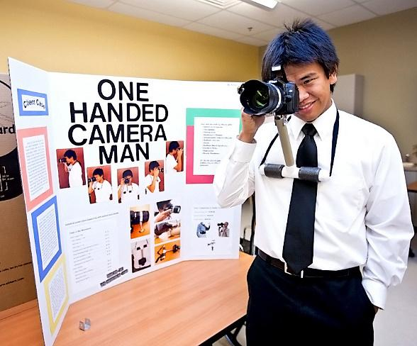 Occupational Therapy Students Demonstrate Unique Inventions