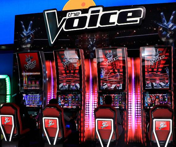 The Voice Video Slots by IGT