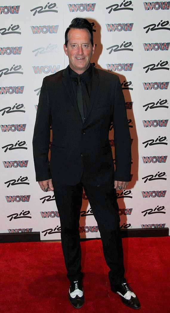 Anthony Cools at WOW Las Vegas debut at Rio All-Suite Hotel & Casino