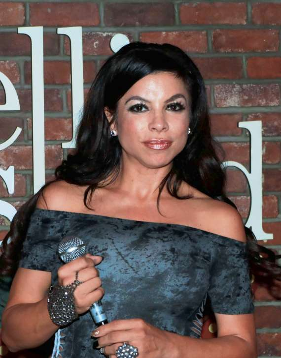 "Nieve Malandra at Ellis Island's ""Sing for Strength"""