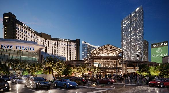 MGM Resorts, Sydell Group Unveil Plans for Innovative Conference Space at New Park MGM in Las Vegas