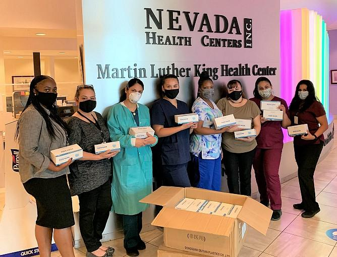 Bank of America Provides 74,000 Face Masks to Underserved Communities across Southern Nevada