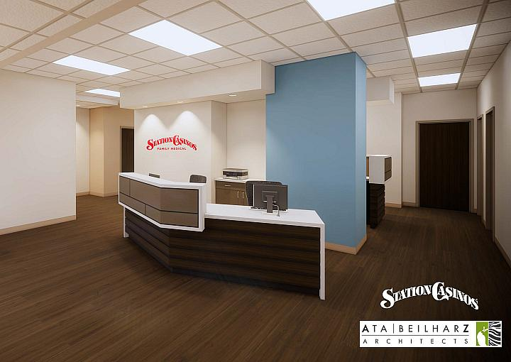 Station Casinos Breaks Ground on Free Team Member Health Clinics at Both Red Rock and Sunset Station