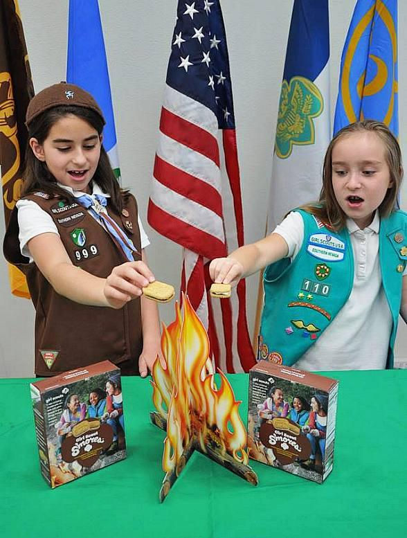 "Girl Scouts of Southern Nevada's ""Dessert Before Dinner 2017"" Announces Full List of Competing Chefs, Signature Cookie"