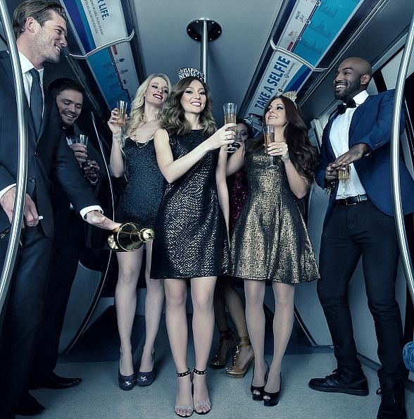 Las Vegas Monorail to Stay Open Round-The-Clock for 43 Hours Straight for New Year's Revelers; Locals Pay Just $1 Per Ride