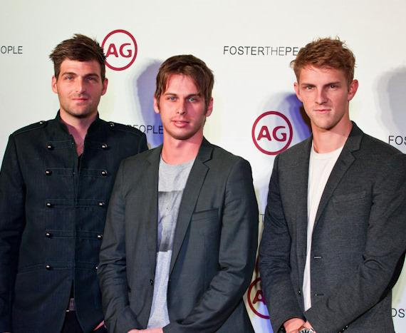 Foster The People: Cubbie Fink, Mark Derek Foster, Mark Pontius