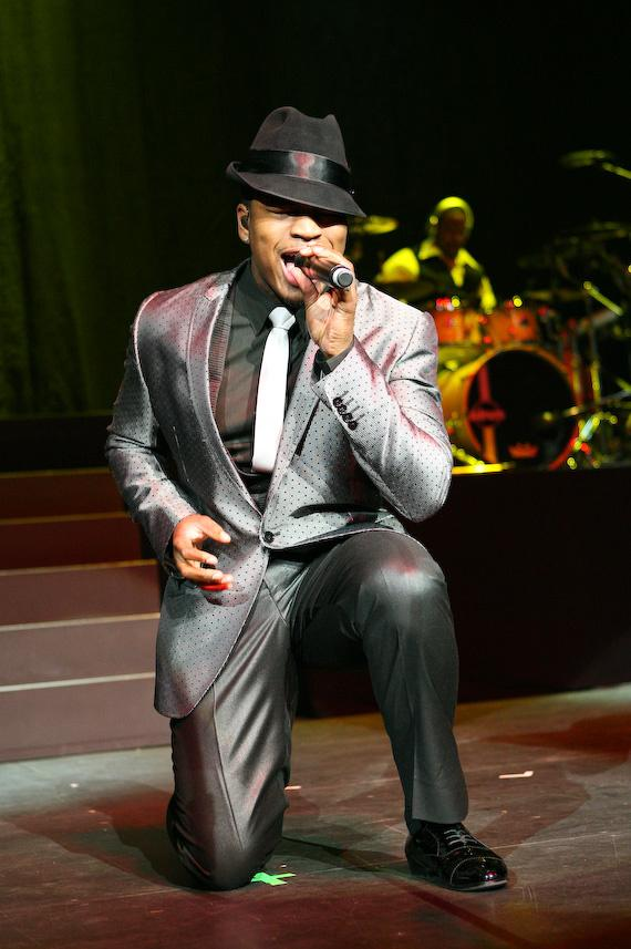 Ne-Yo Performs at The Pearl at The Palms