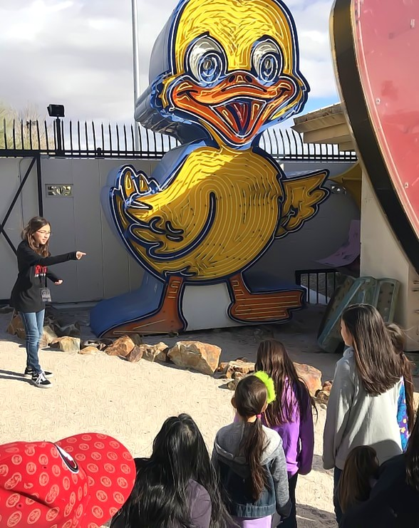 Neon Museum Announces Upcoming Dates for Junior Interpreter Tours of the Neon Boneyard – Guided Tours Especially for Families