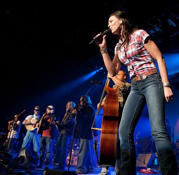 Zac Brown Band and friends perform at The Joint