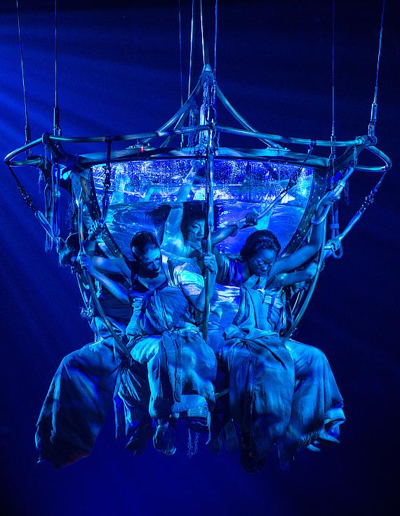 """One Night for ONE DROP,"" Imagined by Cirque du Soleil, coming from Las Vegas to select U.S. cinemas June 10"