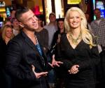 Peepshow star Holly Madison interview Jersey Shore's Mike 'The Situation' Sorrentino on her new post as a correspondent for EXTRA TV
