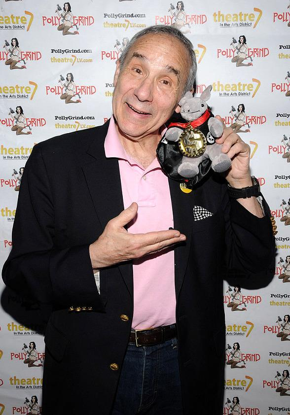 Lloyd Kaufman attends the Las Vegas premiere screening of Father's Day