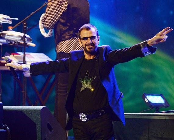 Ringo Starr and his All Starr Band at The Pearl Concert Theater