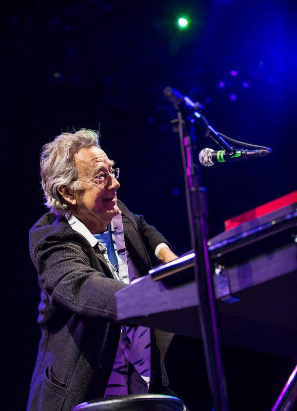 Ray Manzarek of The Doors performs at Aliante Station