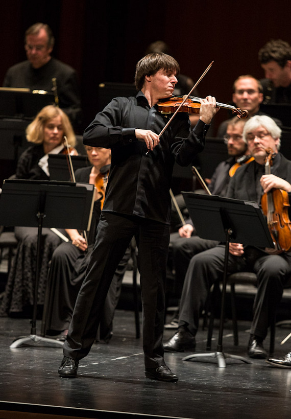 Academy of St. Martin in The Fields with Joshua Bell perform at The Smith Center For The Performing Arts